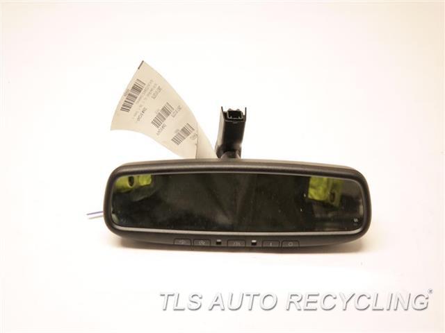 2014 Toyota Land Cruiser Rear View Mirror Interior  BLACK INTERIOR REAR VIEW MIRROR
