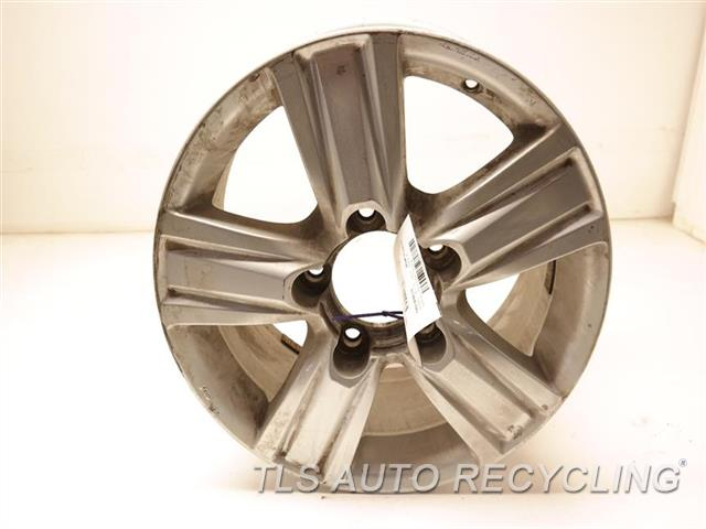 2014 Toyota Land Cruiser Wheel CURB RASH 18X8 ALLOY WHEEL (SPARE)