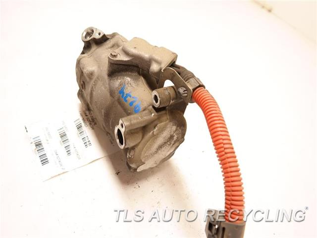 Genuine OEM Toyota Prius recycled Auto parts - 2009 ac compressor online   TLS Auto Recycling