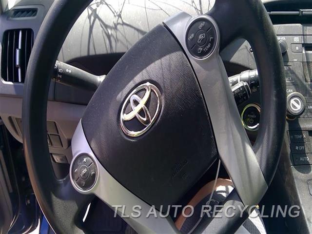 2010 Toyota Prius Air Bag EMBLEM FADING LH,DRIVER, WHEEL