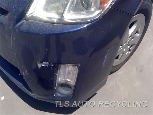 2010 Toyota Prius Bumper Cover Front PAINT PEELING ALL OVER BUMPER 9T3,BLU