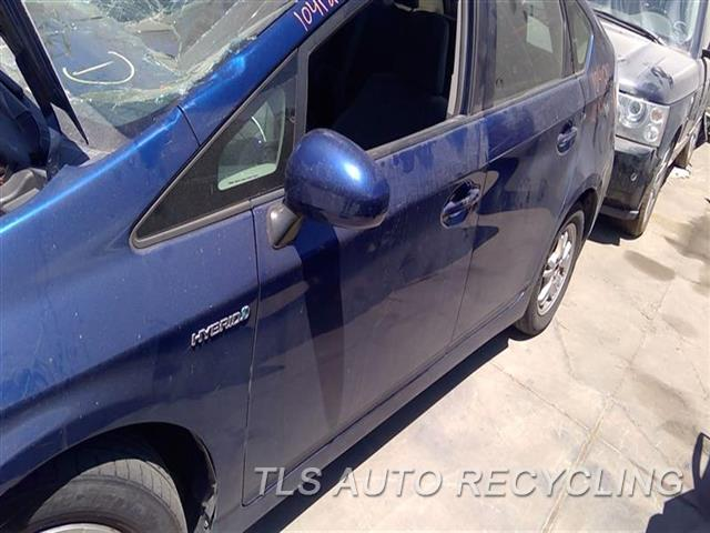 2010 Toyota Prius Door Assembly, Front  000,LH,BLU,FWD