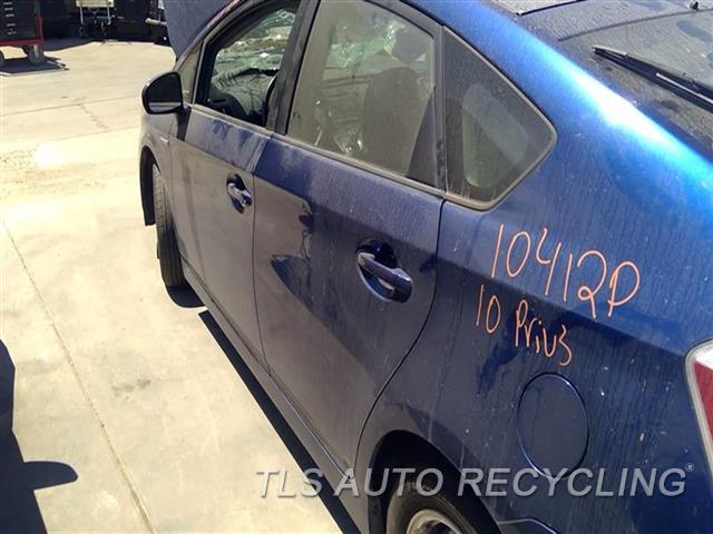 2010 Toyota Prius Door Assembly, Rear Side  000,LH,BLU,FWD