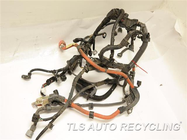 2011 prius wiring diagram 2010 toyota prius engine wire harness - 82121-47110 - used ...
