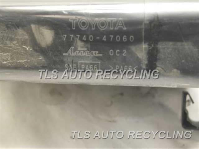 2010 Toyota Prius Fuel Vapor Canister  FUEL CANISTER 77740-47060