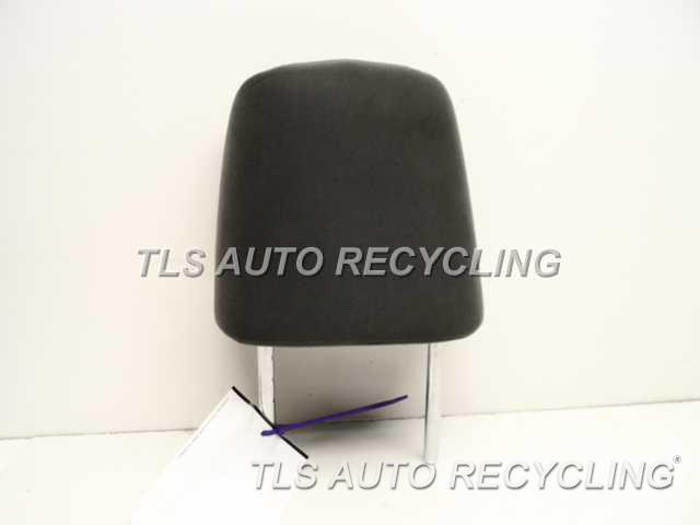 2010 Toyota Prius Headrest 71910-47110-B0 FB10/GREY FRONT HEADREST CLOTH