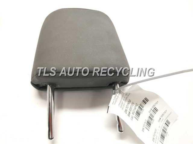 2010 Toyota Prius Headrest 71940-47130-B1 FB10 GRAY LEATHER REAR OUTERHEADREST