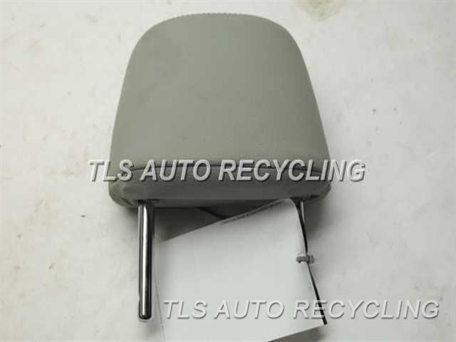 2010 Toyota Prius Headrest 71940-47131-G1 FB60/GRAY DRIVER REAR HEADREST