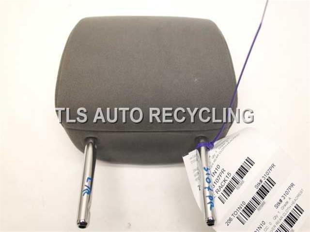 2010 Toyota Prius Headrest 71940-47130-B1 FB10/GRAY DRIVER REAR CLOTH HEADREST