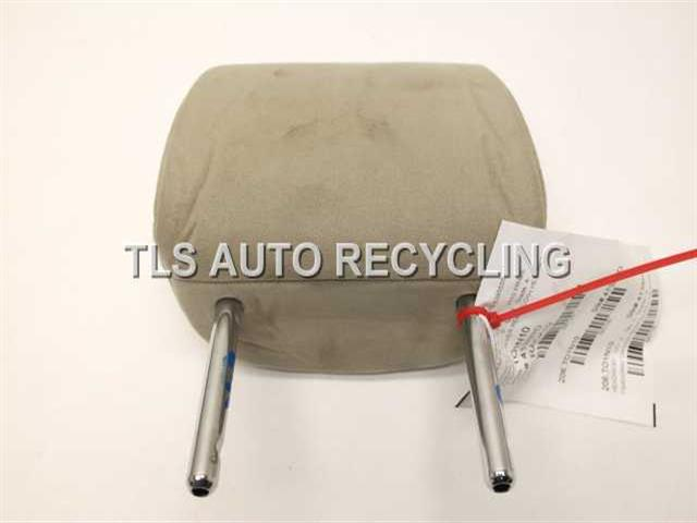 2010 Toyota Prius Headrest 71940-47130-E1 FB40/GRAY DRIVER REAR CLOTH HEADREST
