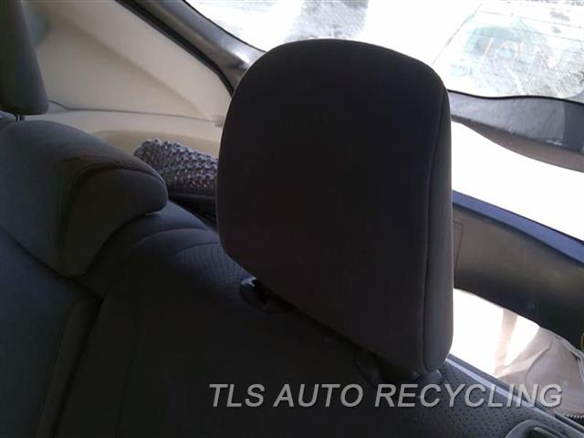 2010 Toyota Prius Headrest  GRY,CLOTH,REAR,OUTER
