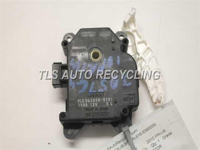 2010 Toyota Prius Misc Electrical 063800 0181 Used A