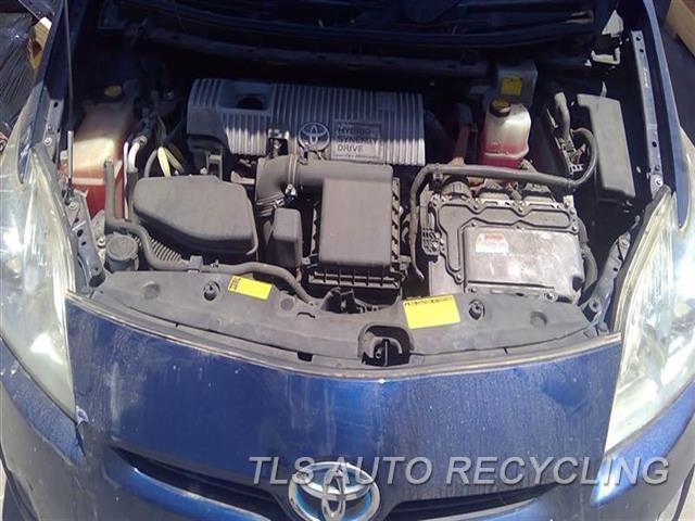 2010 Toyota Prius Radiator Core Supp  CORE SUPPORT W/ LH&RH RAIL/APRON