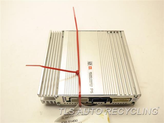 2010 Toyota Prius radio audio / amp - 86280-0W622 - Used - A Grade