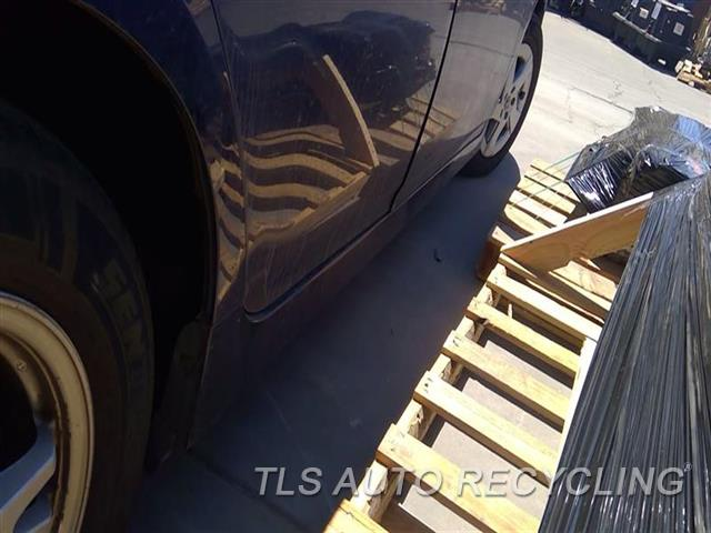 2010 Toyota Prius Rocker Pnl Moulding  RH,BLUE,FWD