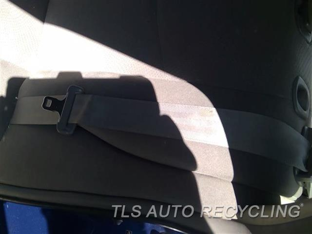 2010 Toyota Prius Seat Belt Rear  GRY,LH,REAR,OUTER