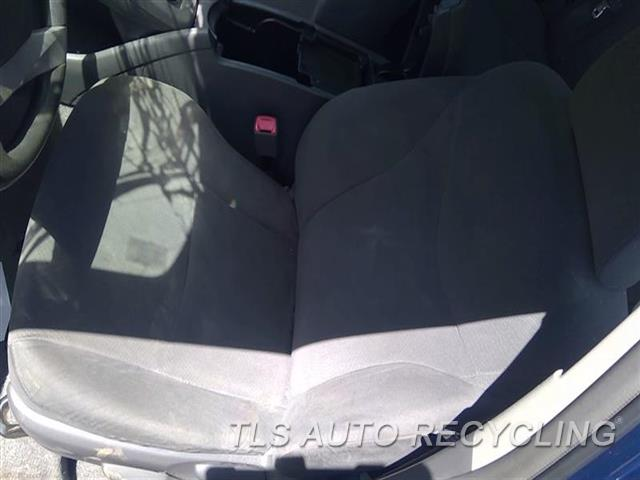 2010 Toyota Prius Seat, Front  LH,GRY,CLO,(BUCKET), (AIR BAG), (MA