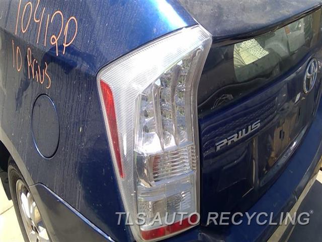 2010 Toyota Prius Tail Lamp  LH,FWD