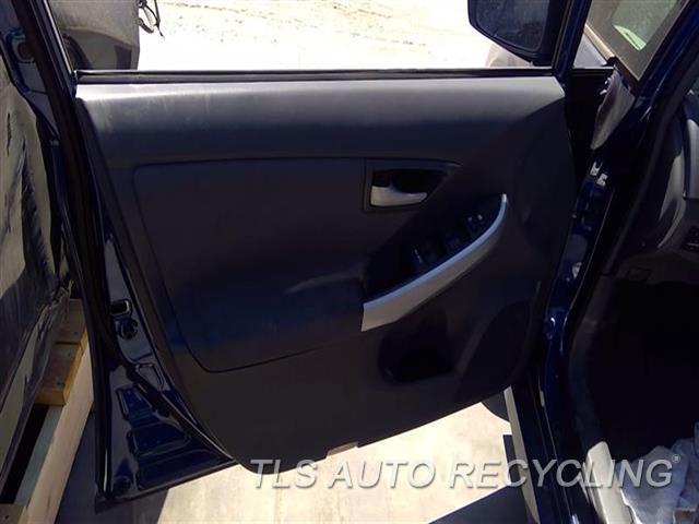 2010 Toyota Prius Trim Panel, Fr Dr  GRY,LH
