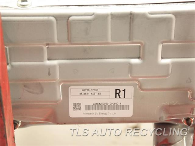 2012 Toyota Prius Battery G9510-52030 HYBRID BATTERY G9280-52030
