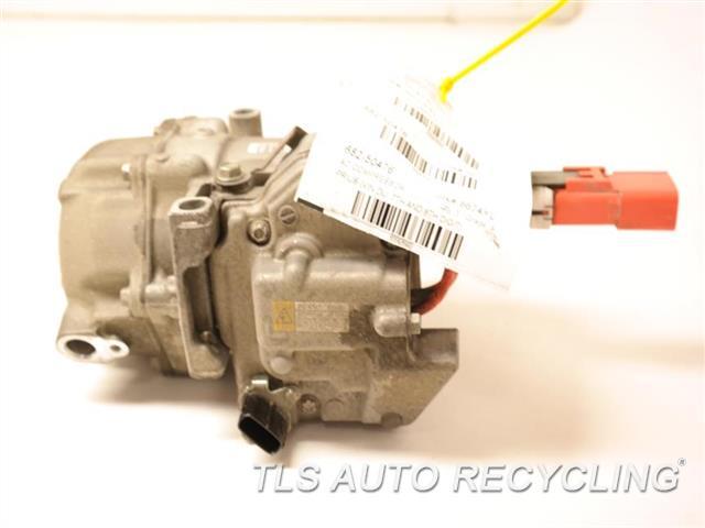 2015 Toyota Prius Ac Compressor  PRIUS (VIN DU, 7TH AND 8TH DIGIT)
