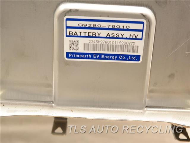 2012 toyota prius v battery 44250 06330 used a grade. Black Bedroom Furniture Sets. Home Design Ideas