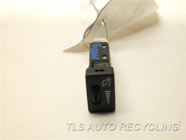 2012 Toyota Prius V Dash Switch 84119-47030 RHEOSTAT LIGHT CONTROL SWITCH