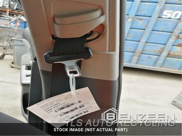 2012 Toyota Prius V Seat Belt Front  TAN,(BUCKET), PRIUS V