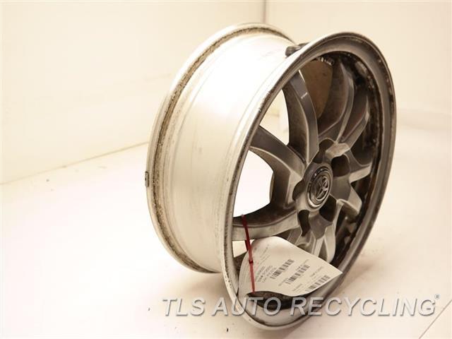 2012 Toyota Prius V Wheel HAS CURB RASH 16X6-1/2 ALLOY 10 SPOKE WHEEL