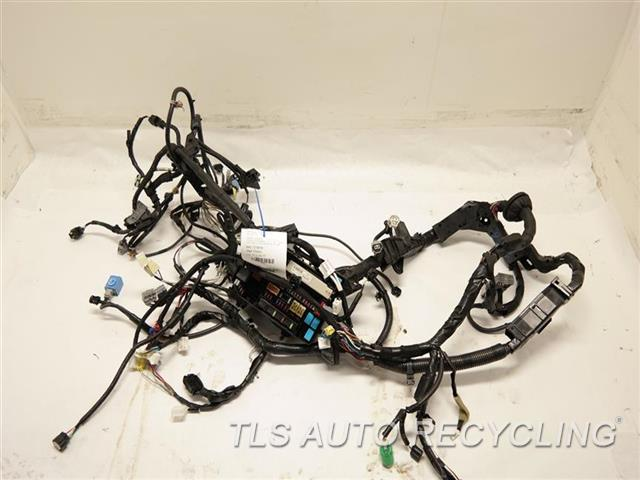 2014 toyota prius v engine wire harness 82111 47641 used a grade prius radio wiring harness at Prius Wiring Harness