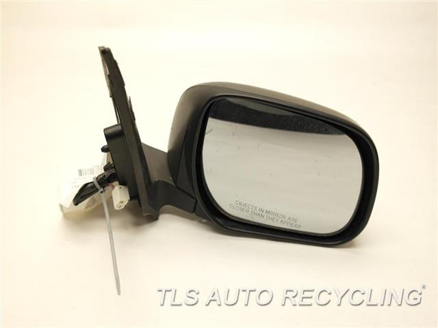 2006 toyota rav 4 side view mirror 87910 42870black passenger side view mirror used a grade. Black Bedroom Furniture Sets. Home Design Ideas