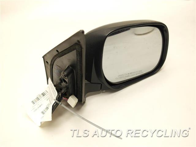 2006 toyota rav 4 side view mirror black passenger side view mirror used. Black Bedroom Furniture Sets. Home Design Ideas