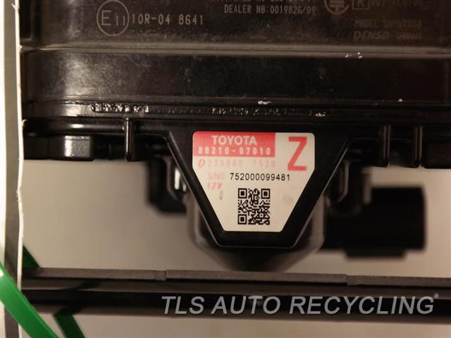 2017 Toyota Rav 4 Camera 88210-07010 FRONT, RADAR UNIT ADAPTIVE CRUISE