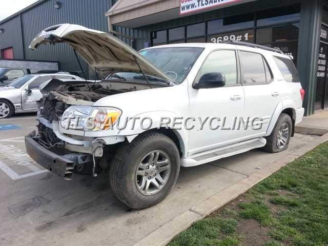 toyota_sequoia_2006_car_for_parts_only_138450_01 parting out 2006 toyota sequoia stock 4020bk tls auto recycling  at n-0.co