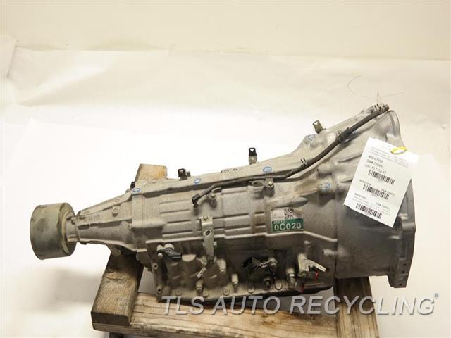 2007 Toyota Sequoia Transmission  AUTOMATIC TRANSMISSION 1 YR WARRANTY