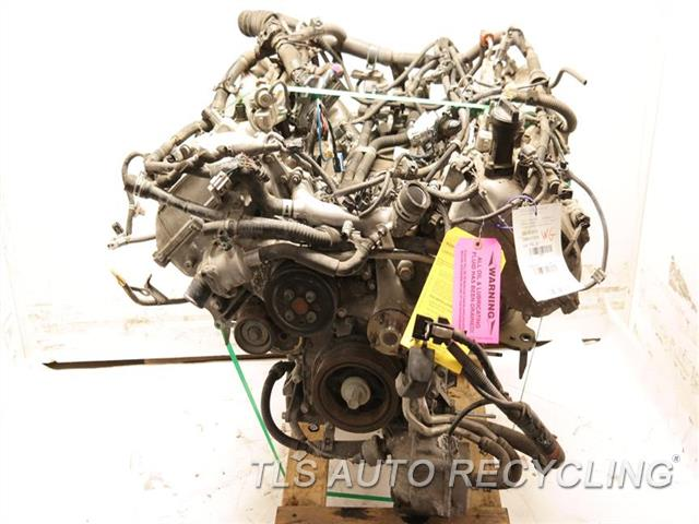 2008 Toyota Sequoia Engine Assembly  ENGINE ASSEMBLY 1 YEAR WARRANTY