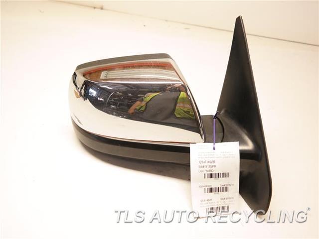 2008 Toyota Sequoia Side View Mirror  RH,BLU,PM,POWER, HEATED, POWER FOLD