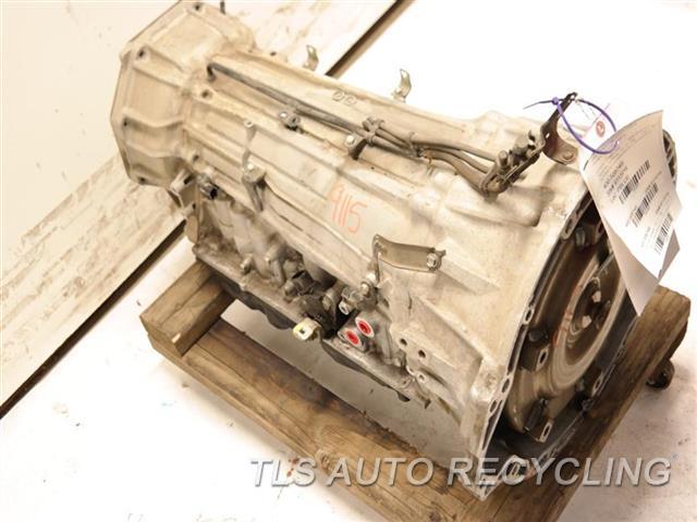 2008 Toyota Sequoia Transmission  AUTOMATIC TRANSMISSION 1 YR WARRANTY