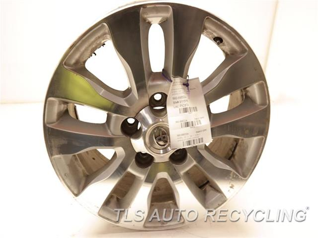 2008 Toyota Sequoia Wheel MINOR SCRATCHES 20X8 ALLOY WHEEL 10 SPOKE