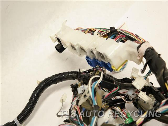 Wiring Harness For Toyota Sequoia : Toyota sequoia dash wire harness c used
