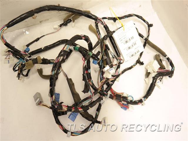 2010 Toyota Sequoia Dash Wire Harness