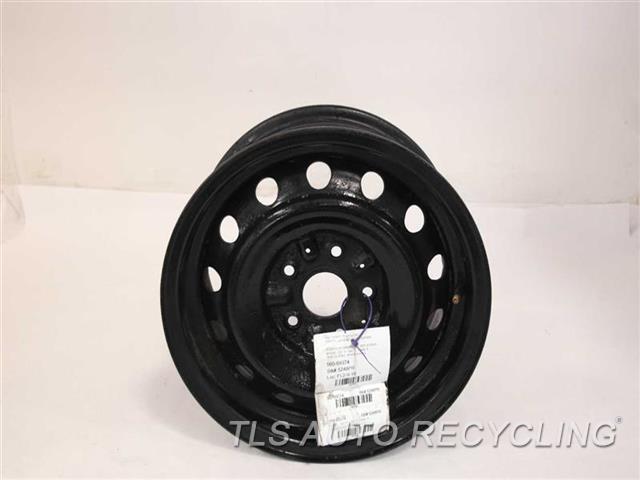 2001 Toyota Sienna Wheel  15X6-1/2 STEEL SPARE WHEEL