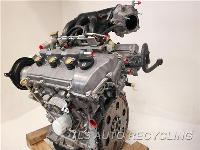 2006 Toyota Sienna Engine Assembly Engine Long Block 1
