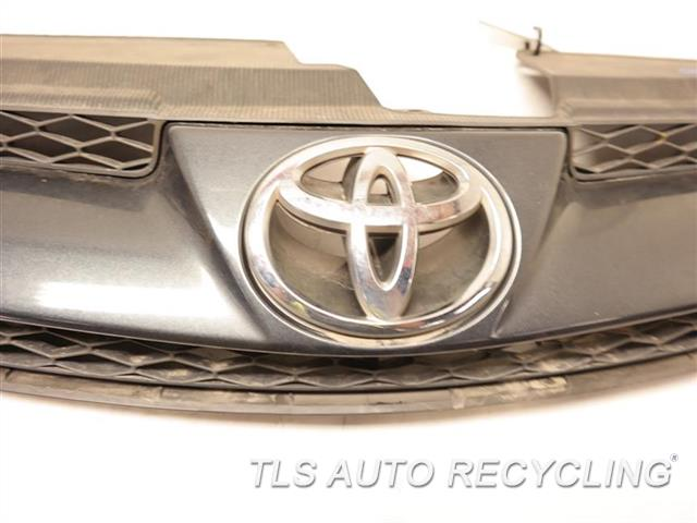 2008 Toyota Sienna Grille  GRY,UPPER GRILLE W/O ADAPTIVE CRUISE