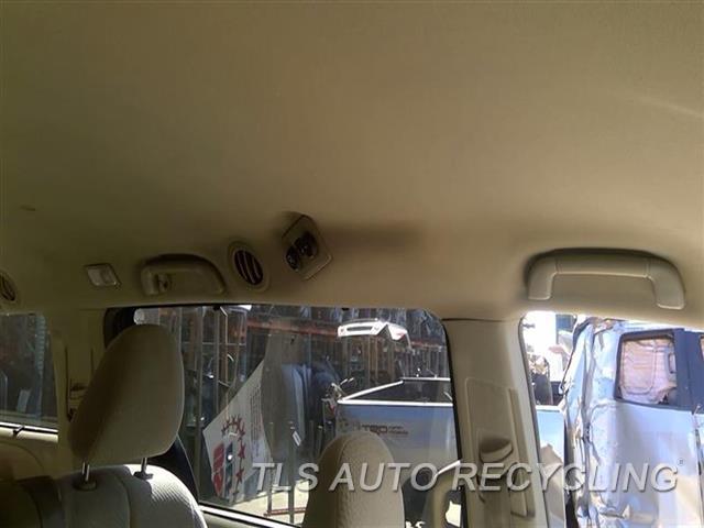 2011 Toyota Sienna Air Bag  LH,DRIVER, ROOF