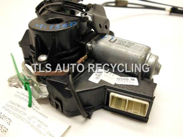 2011 toyota sienna electric door motor 8500608011 used for Toyota sienna motor oil