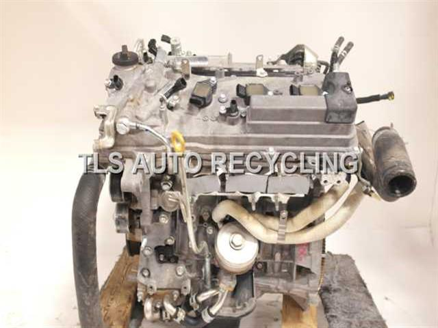 2011 Toyota Sienna Engine Assembly W Oil Cooler 3
