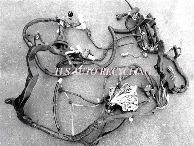 toyota sienna engine fuse box 2011 toyota sienna engine wire harness 82111 08640 used a grade  2011 toyota sienna engine wire harness