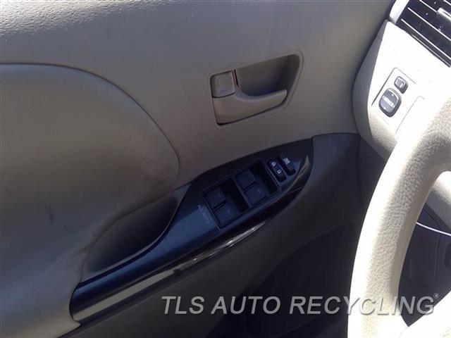 2011 Toyota Sienna Door Elec Switch  LH,DRIVER``S, MASTER