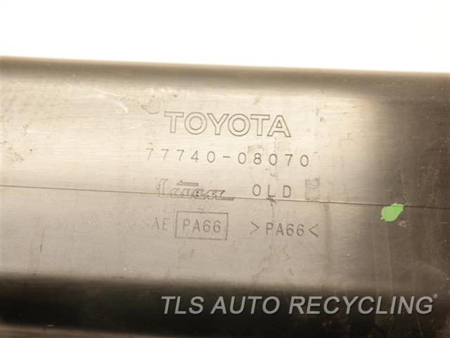 2011 Toyota Sienna Fuel Vapor Canister  FUEL VAPOR CANISTER 77740-08070
